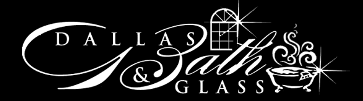 Dallas Bath and Glass Logo